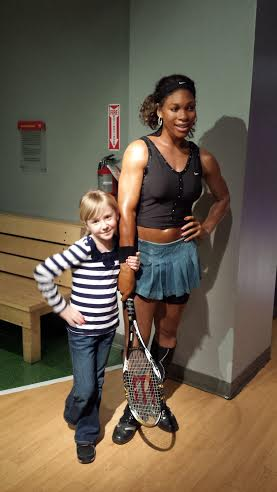 Serena Williams Madame Tussauds