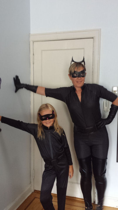 Catwoman Halloween Costumes For Girls