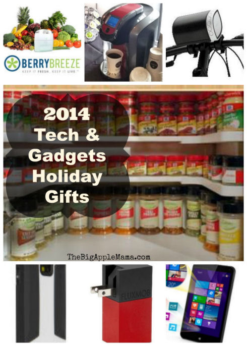 Cool Tech Gadgets Gifts For Everyone On Your List