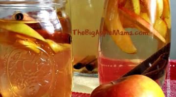Apple Cinnamon Detox Water – The Best Natural Detox Drink