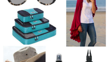 Travel and Get Outdoors Gift Guide-Things to Bring on your Next Trip